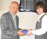 石山さん 98歳おめでとうございます♪
