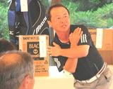 11・07 スポニチオープン田中忠プロ