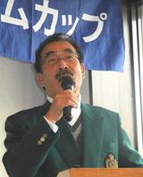 11・02 スポニチオープン ゲストの青芝フックさん