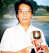 6月月例杯A・塚脇さん優勝おめでとうございます♪
