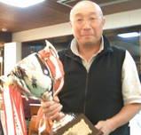 優勝の梶原勝喜さんおめでとうございます