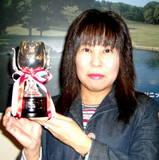 07・12 月例Bの柳川さんおめでとうございます