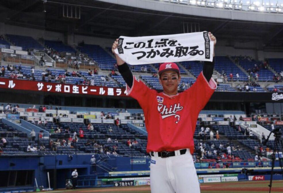 【衝撃】えぇ━━━(゚∀゚)━━━!! 角中勝也さん「セリーグはまっすぐで押される投手いない(笑)」
