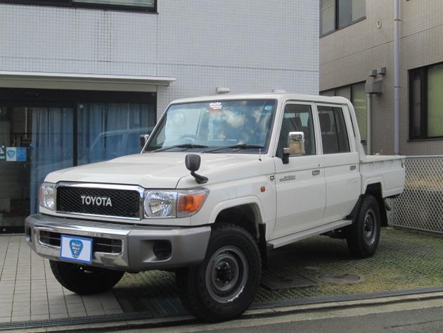 ランクル70 30周年記念モデル 4WD