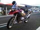 R1200GS試乗