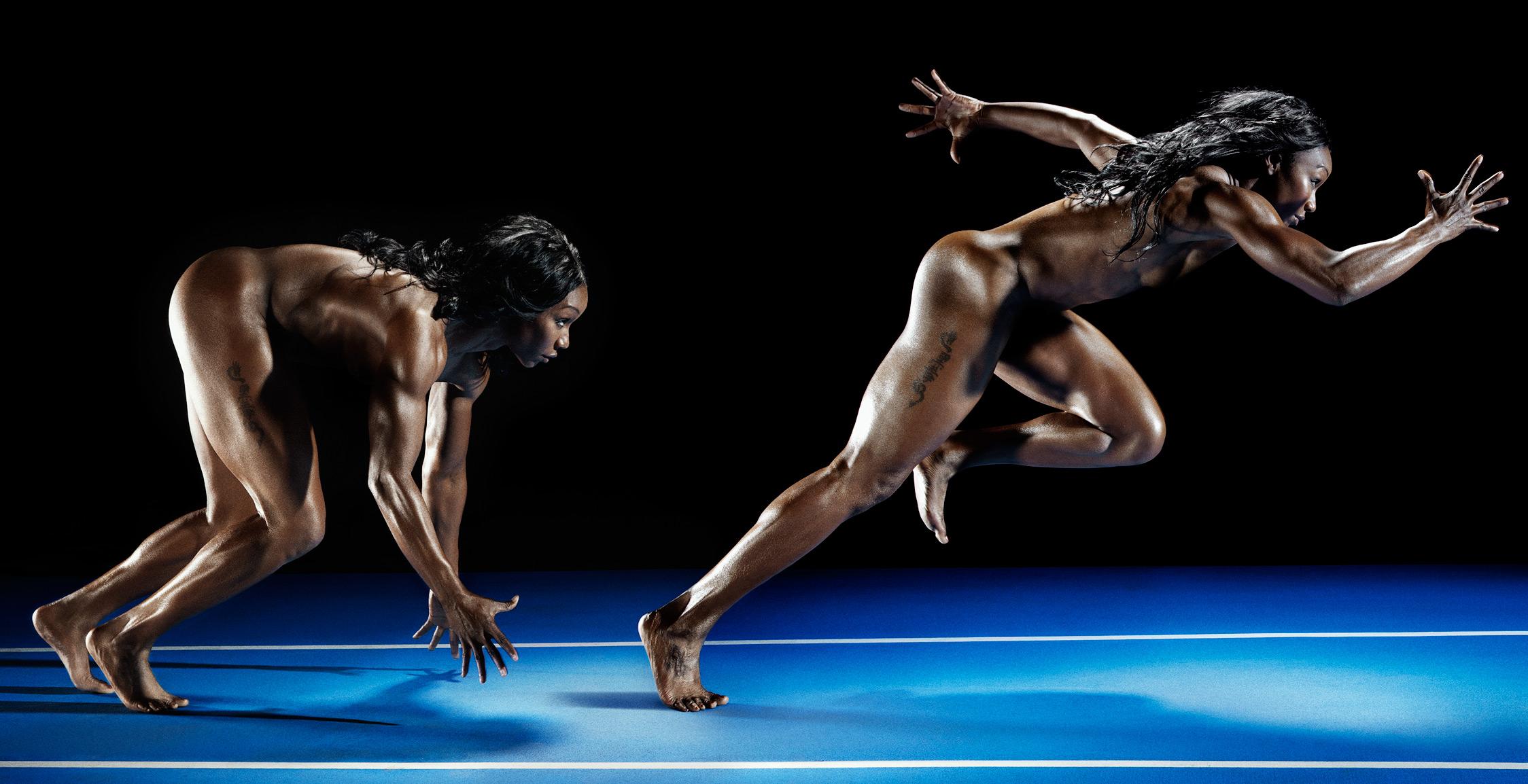 Эротика женщины атлетки 6 фотография