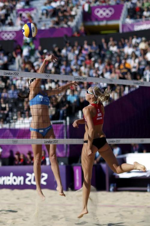 2012年ロンドンオリンピック美女SP20