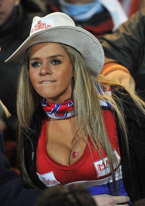 Paraguay Fans - Copa America 2011 (11)
