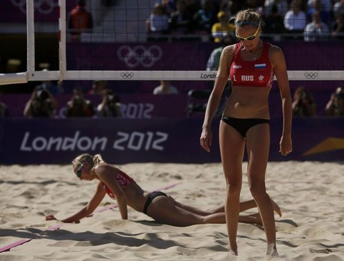 2012年ロンドンオリンピック美女SP18