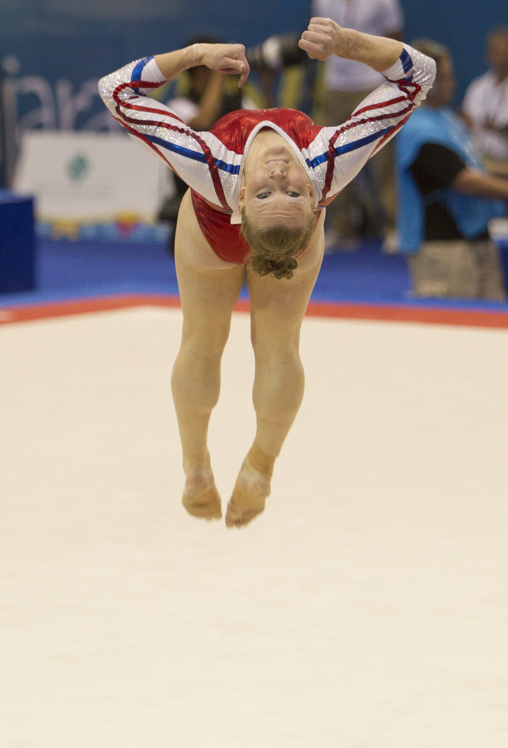 Shawn Johnson @ the Pan Am Games in Guadalajara (5)