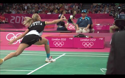 2012年ロンドンオリンピック美女SP16