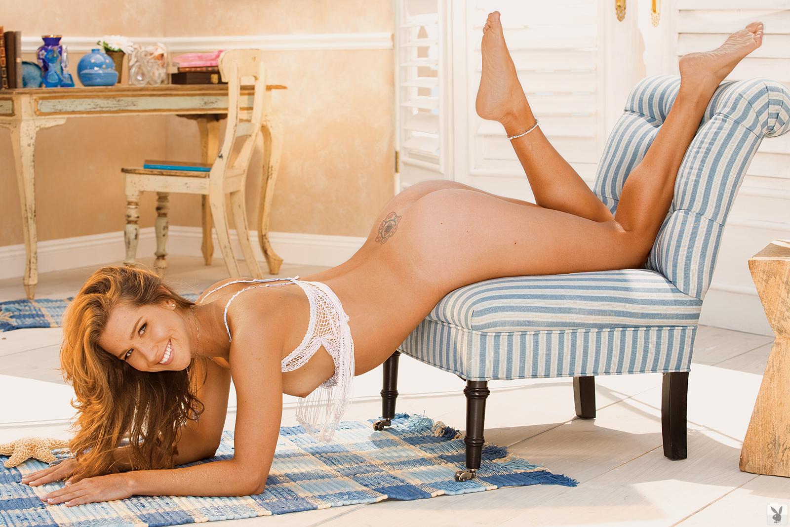 ashley harkleroad nude for playboy
