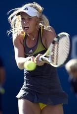 Caroline Wozniacki - US Open tennis