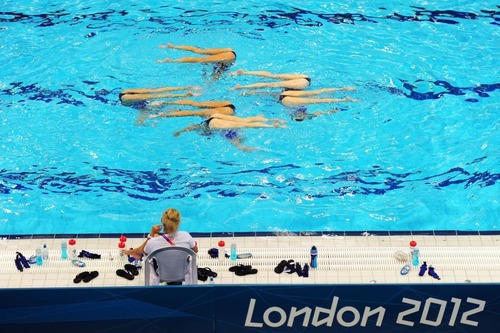 2012年ロンドンオリンピック美女SP27