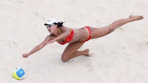 2012年ロンドンオリンピック美女08
