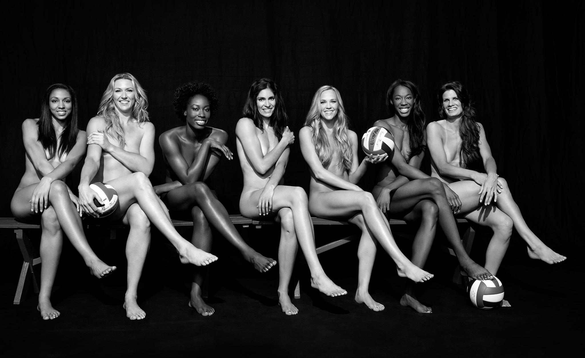 Сексуальные девушки атлеты 8 фотография