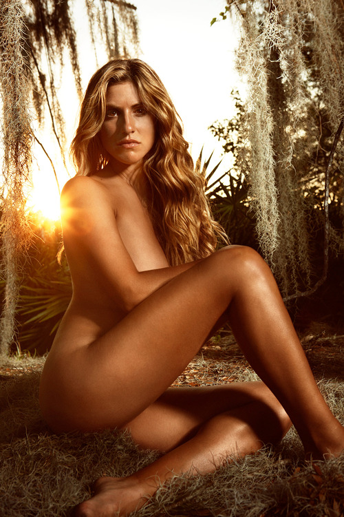 Belén Mozo - ESPN Body Issue 2011 - Nude