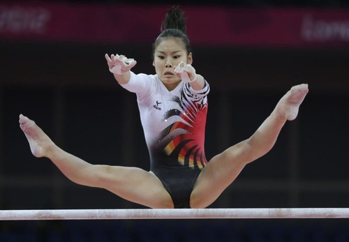 2012年ロンドンオリンピック美女SP38