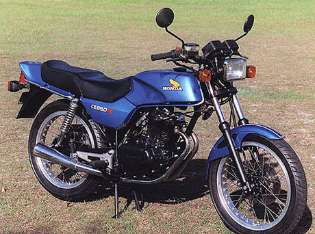 CB250RS