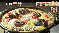 料理研究家 後藤 ウィニーさん 【白菜たっぷり獅子頭鍋】