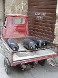 La macchina con GAS