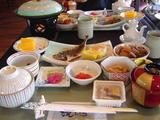 わんパラ朝食
