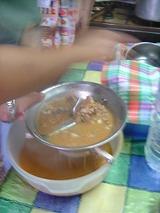 クスクス スープ裏ごし