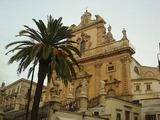 モディカ サンピエトロ教会