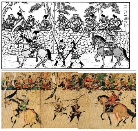 蒙古襲来絵詞