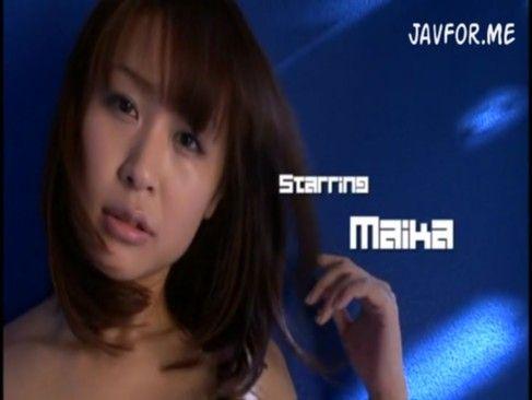 【AIKA オナニー】スレンダーのMaikaのH無料動画。[Maika]スレンダー神カワ女優のヤリたい事を実現した肉食SEXwww
