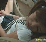 【jkアクメおナニー動画】見られる興奮に震える女子校生が車の中でアクメオナニー(・´з`・) ふにっこ