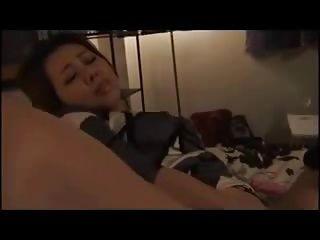 【巨乳・爆乳の潮ふき・オナニー動画】【風間ゆみ】自宅のベッドでムラムラしている巨乳おっぱいでムチムチの綺麗な熟女がオナニーをしています。