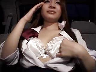 【ナンパ車内オナニー動画】JKのオナニーH無料動画。【素人】ナンパしたJKと車の中でお互いのオナニーを見せ合う