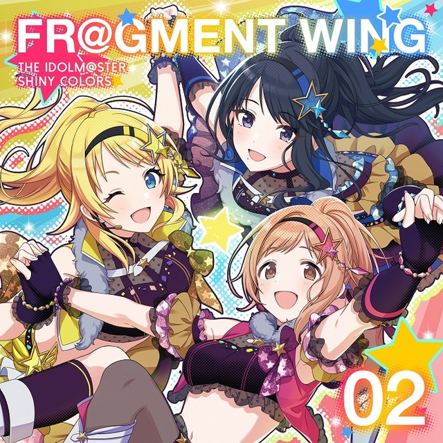 THE IDOLM@STER SHINY COLORS FR@GMENT WINGの画像cYd32ND