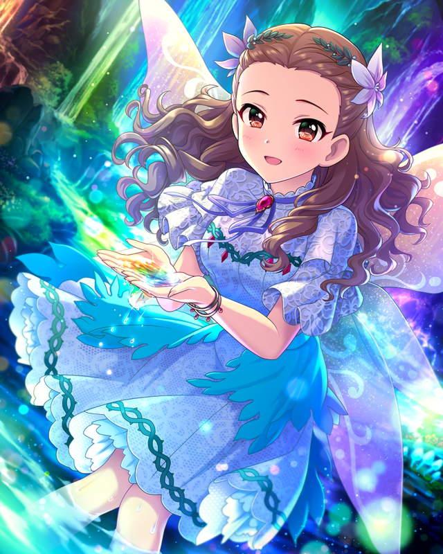 [神秘の花しずく]関裕美2