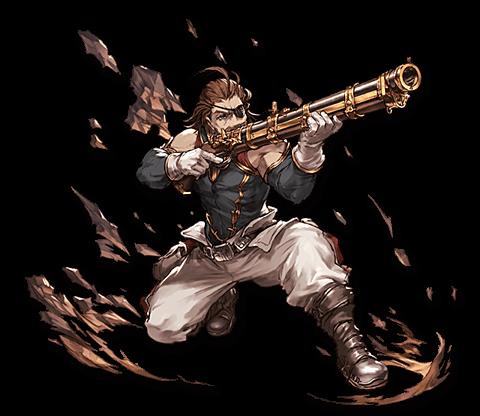 傭兵のリーダーオイゲン