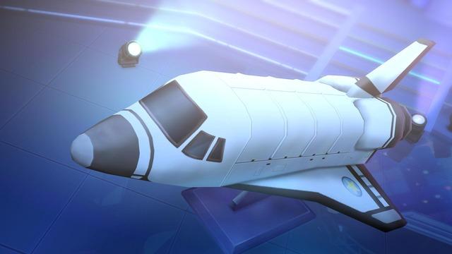 無重力シャトルの画像mHAeKwb