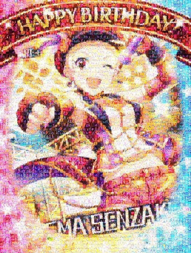 【モバマス】仙崎恵磨、誕生日おめでとう(2017年)