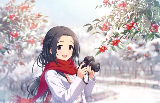 [あるがまま咲く花]江上椿1