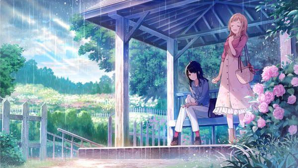 【音、雨、パシャ、リ】櫻木真乃1