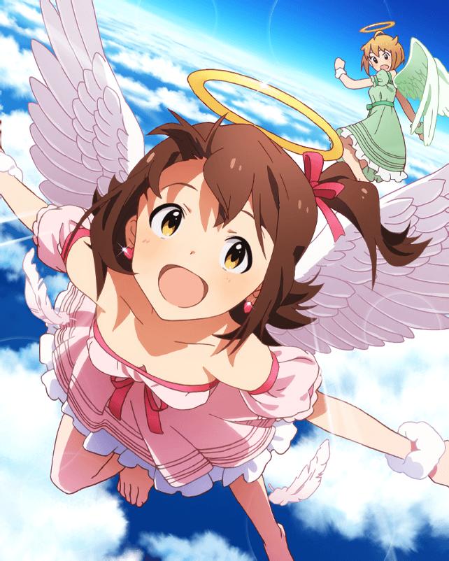 天使のおいかけっこ 春日 未来2