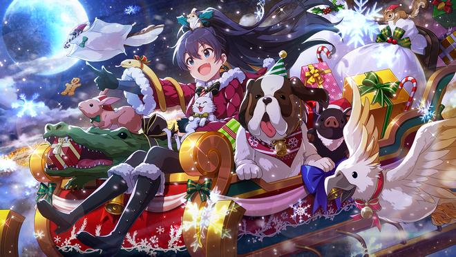 クリスマス・withファミリー! 我那覇 響2