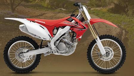 CRF250R 2011