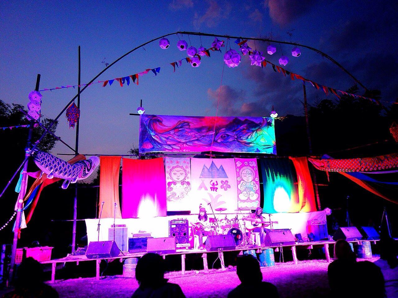 シャンバラ祭り