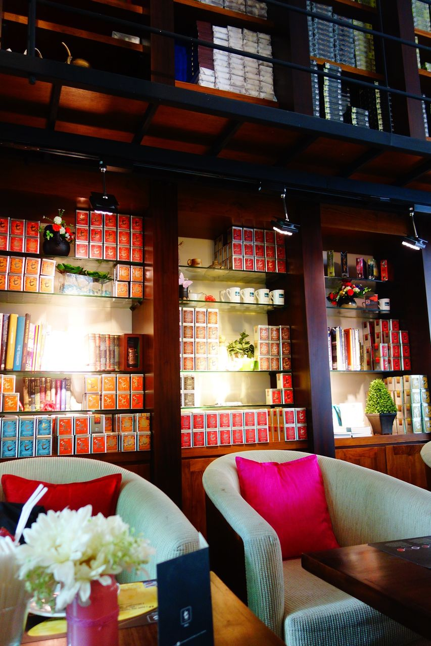 The t -Lounge by Dilmah