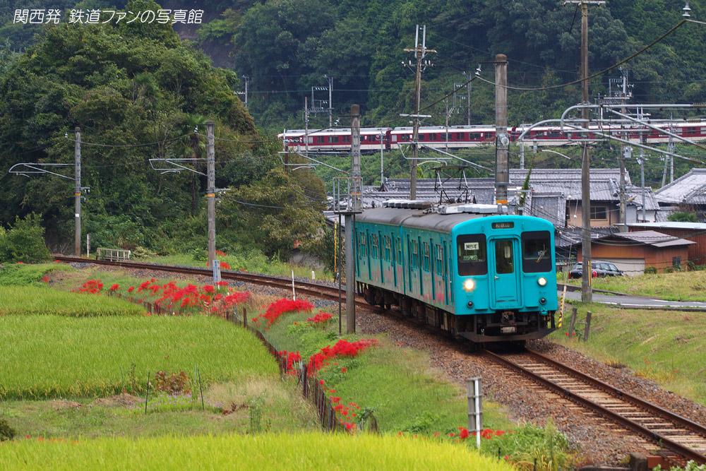 ★和歌山線 吉野口 (3)