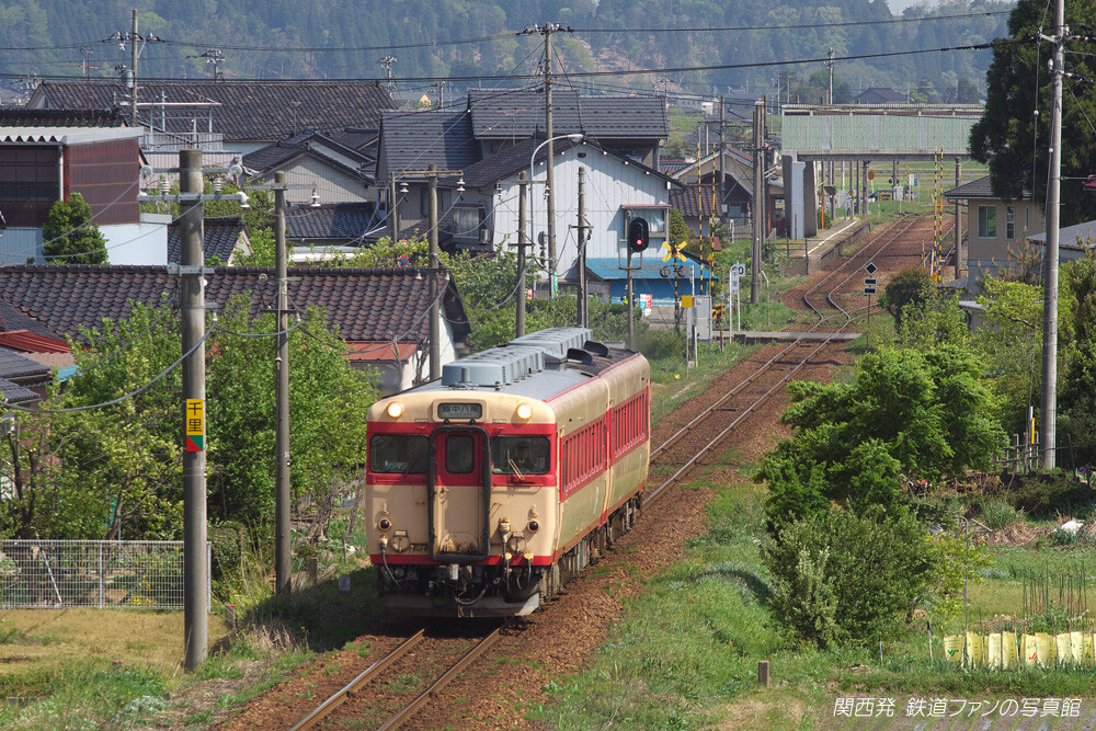★高山本線 千里(3)