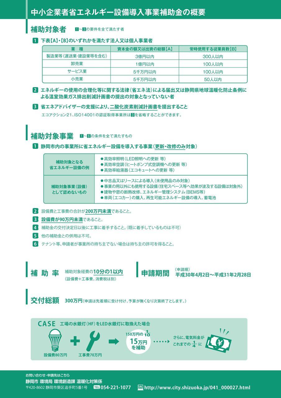中小企業者省エネ補助金チラシ_-002