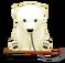 白熊(そり)