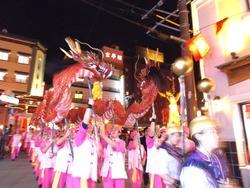 龍踊パレード01